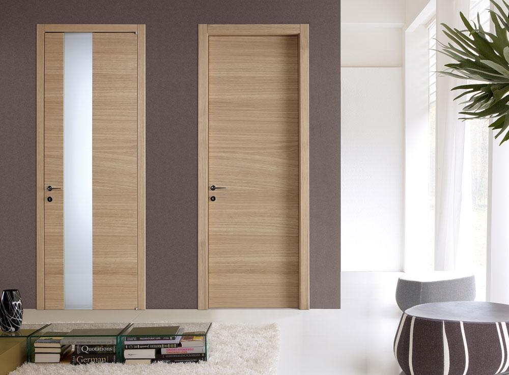 Porte In Legno Moderne : Porte in legno brescia porte da interno ghizzi benatti