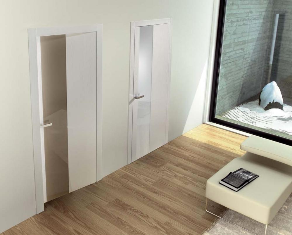 Porte in legno brescia porte da interno ghizzi benatti - Porte in vetro per bagno ...