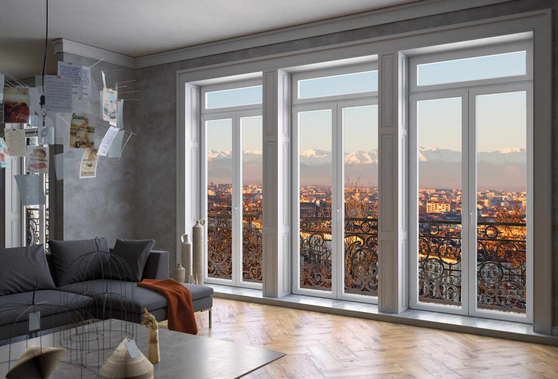 Serramenti legno alluminio brescia infissi misti sciuker frames - La finestra biz srl ...